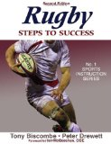 Cover: rugby: steps to success - 2nd edition (steps to success: sports)
