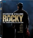 Cover: rocky: the undisputed collection (rocky / rocky ii / rocky iii / rocky iv / rocky v / rocky balboa) [blu-ray]