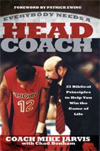 Cover: everybody needs a head coach - book & video combo