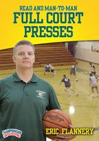 Cover: read and man-to-man full court presses