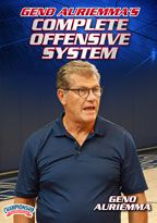 Cover: geno auriemma's complete offensive system
