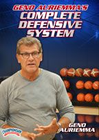 Cover: geno auriemma's complete defensive system
