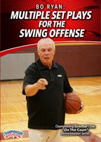 Cover: multiple set plays for the swing offense