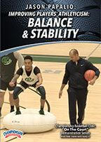 Cover: improving players' athleticism: balance & stability