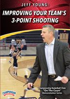 Cover: jeff young: improving your team's 3-point shooting