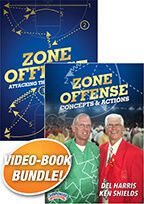 Cover: zone offense video & book package