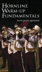 Cover: hornline warm-up fundamentals