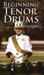Cover: beginning tenor drums
