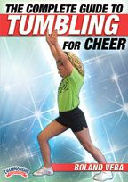 Cover: the complete guide to tumbling for cheer
