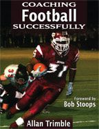 Cover: coaching football successfully