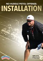 Cover: no huddle pistol offense: installation