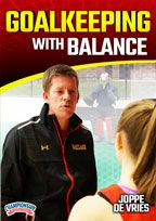 Cover: goalkeeping with balance