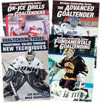 Cover: 'goalie coach' coaching kit
