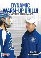 Cover: dynamic warm-up drills to maximize performance