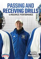 Cover: passing and receiving drills to maximize performance