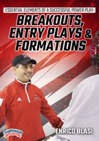 Cover: essential elements of a successful power play: breakouts, entry plays and formations