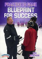 Cover: practice to game: blueprint for success!