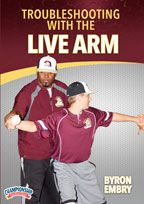 Cover: troubleshooting with the live arm