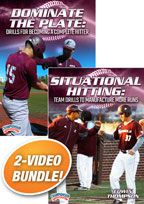 Cover: edwin thompson's hitting drills 2-pack
