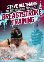 Cover: steve bultman's all-encompassing approach to breaststroke training