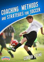 Cover: coaching methods & strategies for soccer