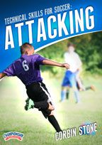 Cover: technical skills for soccer: attacking
