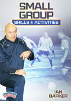 Cover: small group skills & activities for soccer