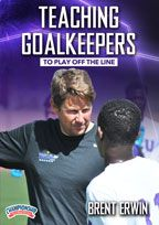 Cover: teaching goalkeepers to play off the line