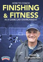 Cover: how to coach finishing & fitness in a game-like environment