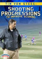 Cover: tim vom steeg: shooting progressions to improve scoring