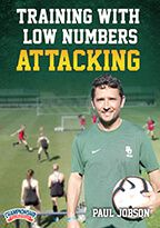 Cover: training with low numbers - attacking