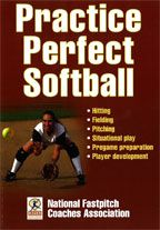 Cover: practice perfect softball