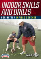Cover: indoor skills and drills for better infield defense
