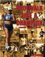 Cover: race walk like a champion