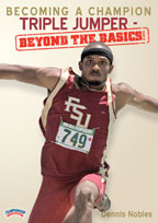 Cover: becoming a champion triple jumper - beyond the basics!