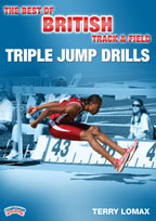 Cover: the best of british track & field triple jump drills