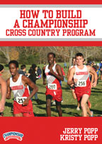 Cover: how to build a championship cross country program