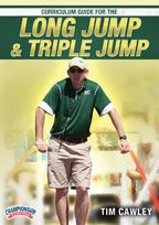 Cover: curriculum guide for the long jump and triple jump