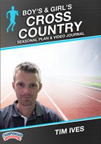 Cover: championship online seasonal training plan for high school cross country