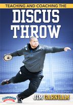 Cover: teaching and coaching the discus throw