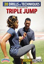 Cover: 20 drills & techniques for teaching the triple jump