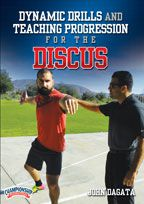 Cover: dynamic drills and teaching progression for the discus