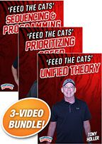 Cover: 'feed the cats' clinic 3-pack