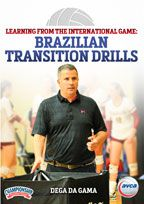 Cover: learning from the international game: brazilian transition drills