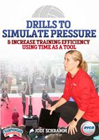 Cover: drills to simulate pressure & increase training efficiency using time as a tool