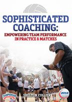 Cover: sophisticated coaching: empowering team performance in practice & matches