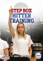 Cover: step box hitter training
