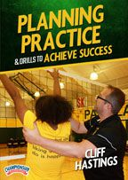 Cover: planning practice & drills to achieve success