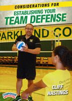 Cover: considerations for establishing your team defense