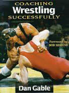 Cover: coaching wrestling successfully